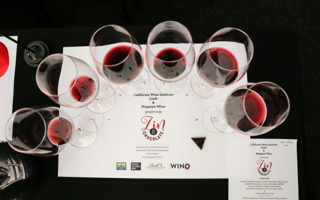 Degustacja galowa magazynu Wino